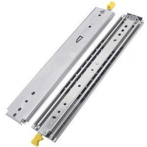 超重量用スライドレール ロック付き VD2576